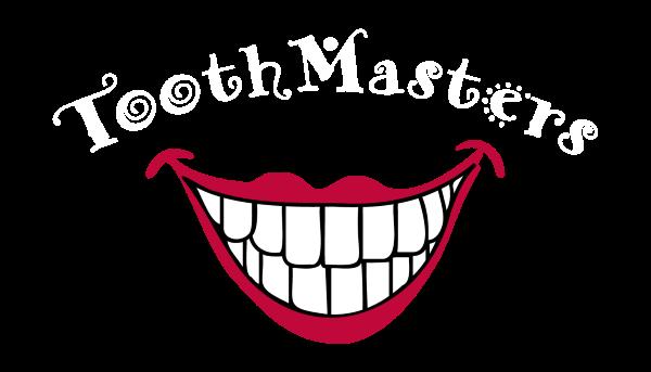 ToothMasters Logo White