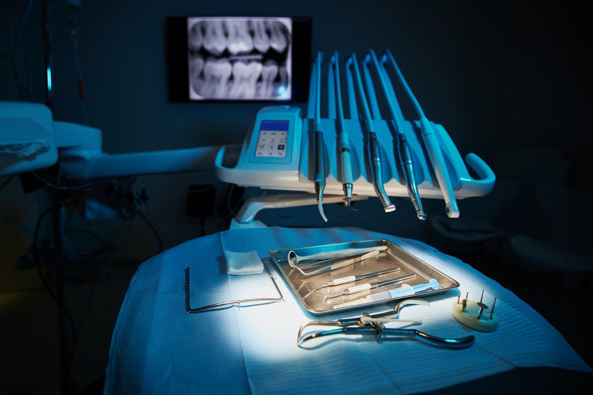 Modern Dental Technology for X-rays